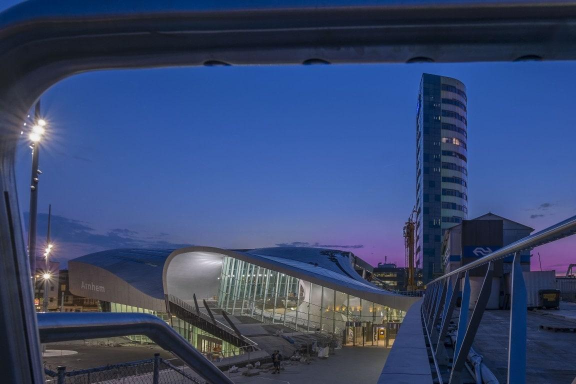 MultiPaint Staalconservering en MCB coaten terminal Arnhem