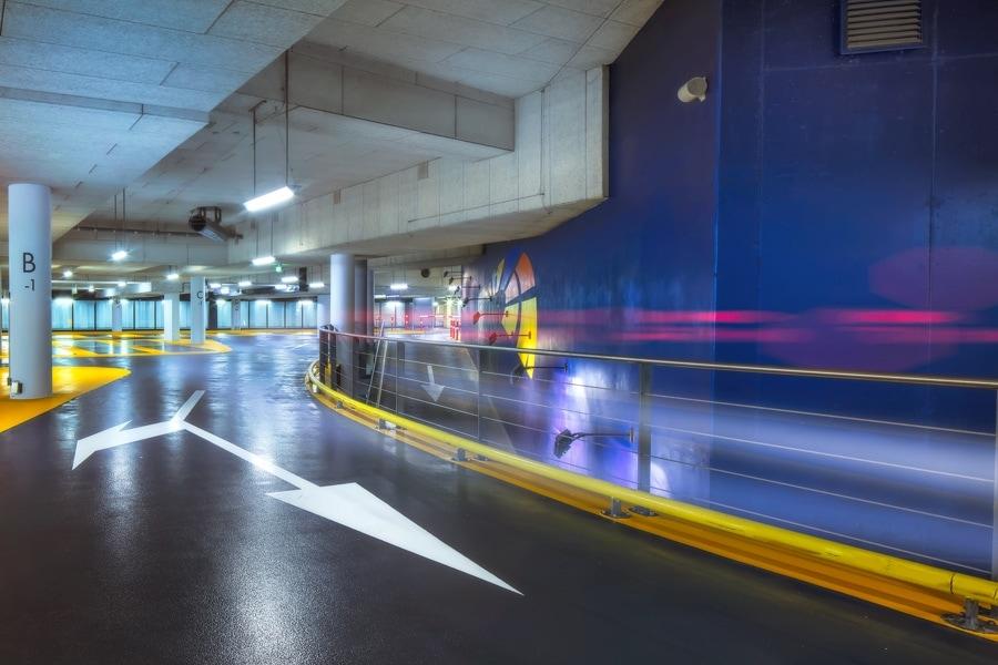 Parkeergarage H.J. van Heek succesvol geconserveerd door SealteQ Noord!