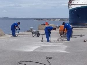 Sealteq Bonaire - koolstofbewapening
