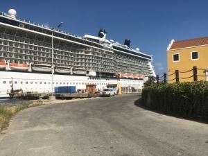 Aanlegsteiger Bonaire