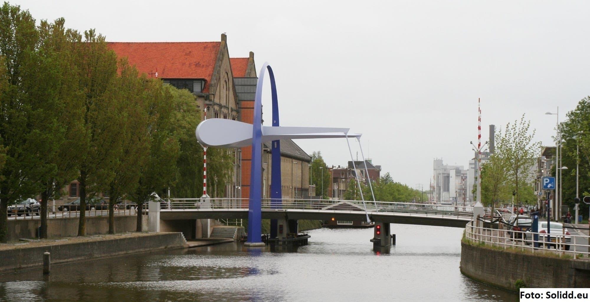 Onderhoud bruggen Gemeente Leeuwarden fase 1