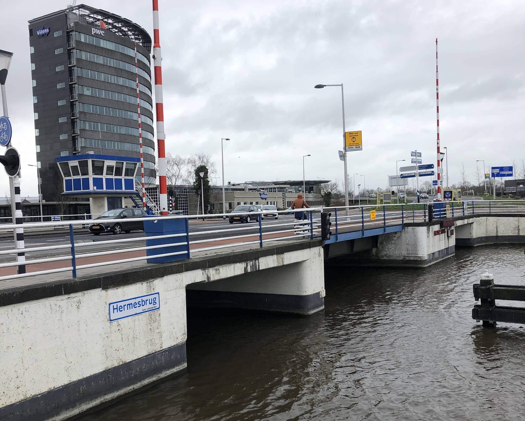 Onderhoud bruggen Gemeente Leeuwarden fase 2