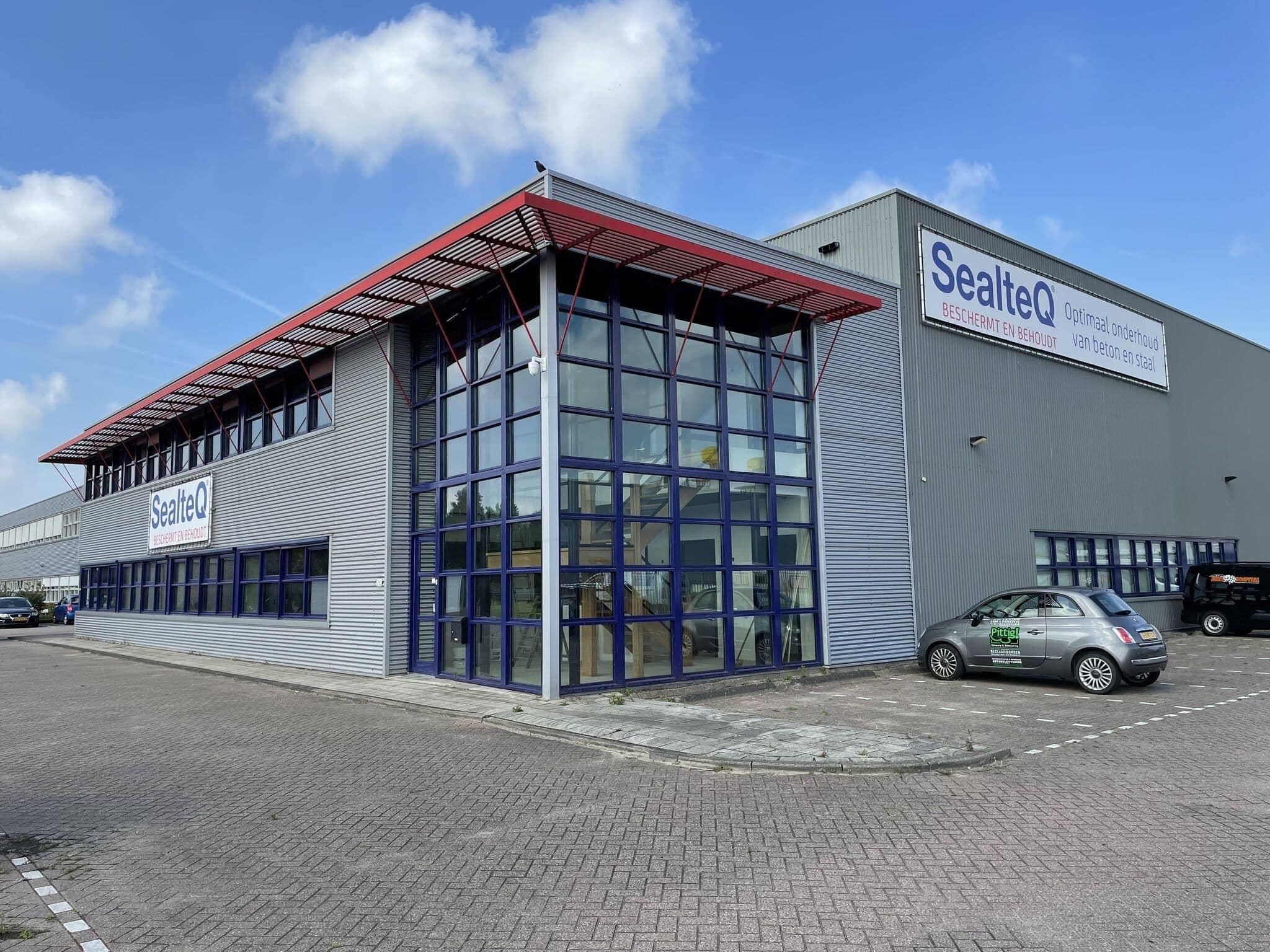 SealteQ West verhuist van Pijnacker naar Waddinxveen
